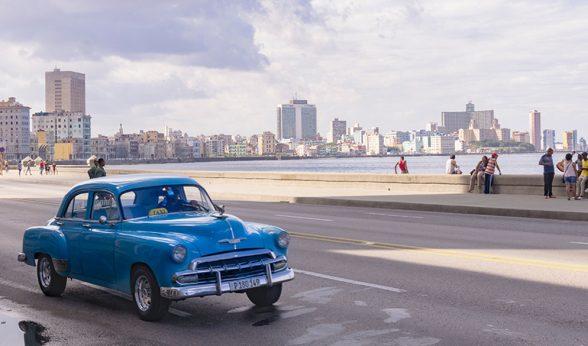 Cuba seaside