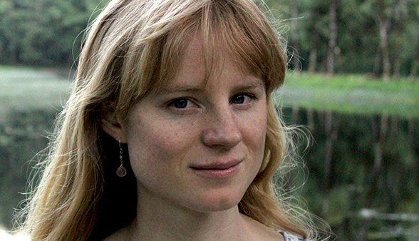 Author and CU Denver Professor Emily Ruskovich (Photo by Sam McPhee)