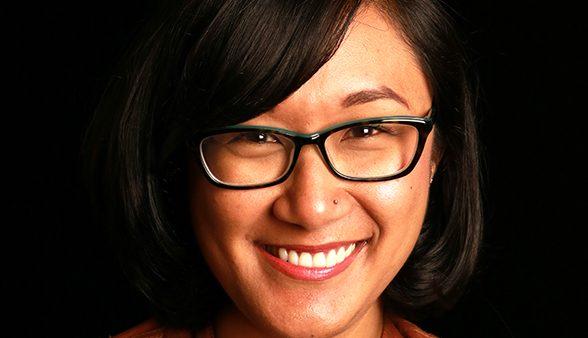 Amara Hulslander of CU Denver's CAM