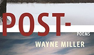 "Cover of ""Post-,"" by Wayne Miller"