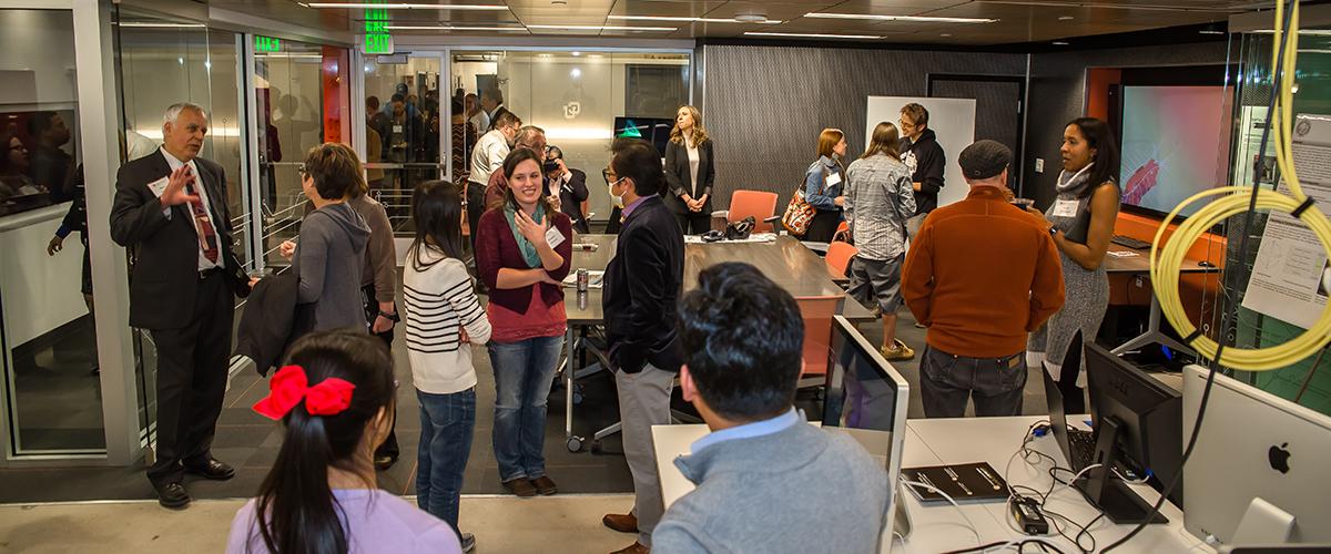 Comcast Media and Technology Center opening celebration