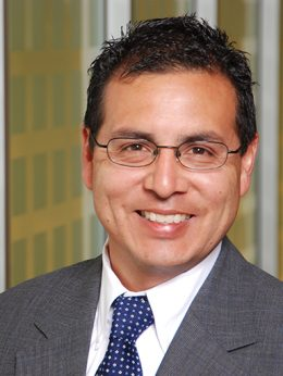 Associate Professor Ronald Ramirez