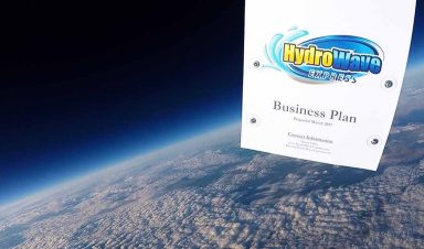 Business plan in space