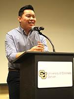 Johnnie Nguyen of CU Denver