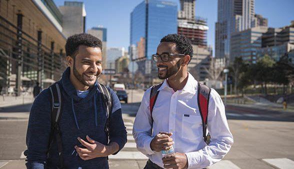 CU Denver students explore Mile High City
