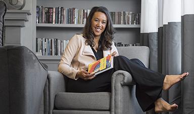 CU Denver alumna Danielle Shoots at 40 Under 40 awards