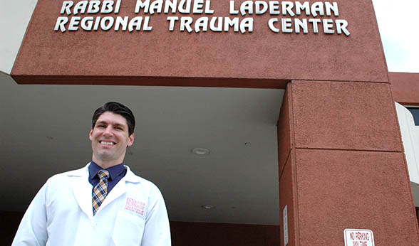 Dr. Andrew French, CU Denver grad student