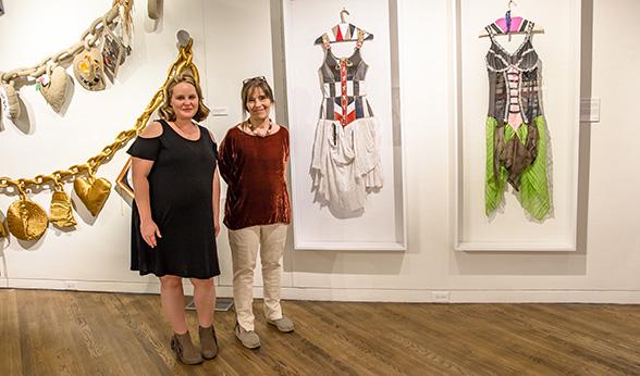 Jann Haworth exhibit at CU Denver