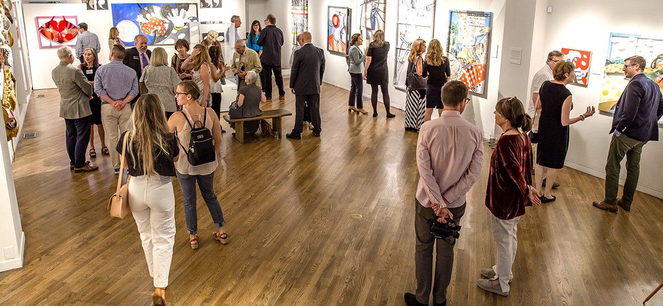 Emmanuel Gallery at CU Denver