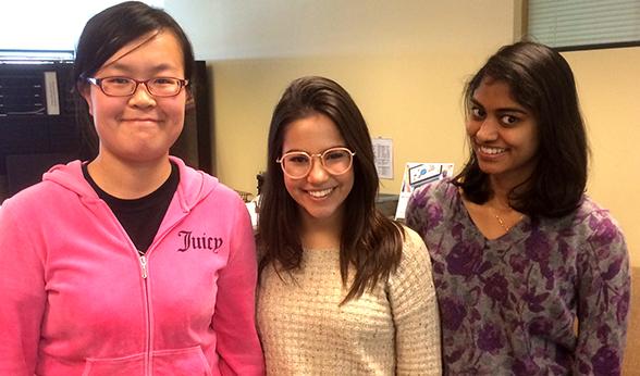International students at CU Denver