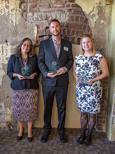 CU Denver alumni award winners