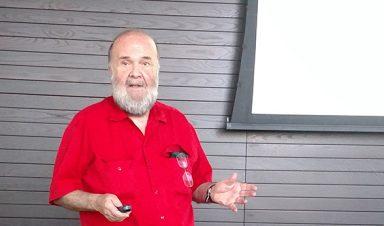 Professor Emeritus Clyde Zaidins