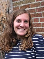 CAP graduate student Lauren Sherman-Boemker
