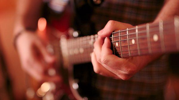 Joey Michel, guitarist
