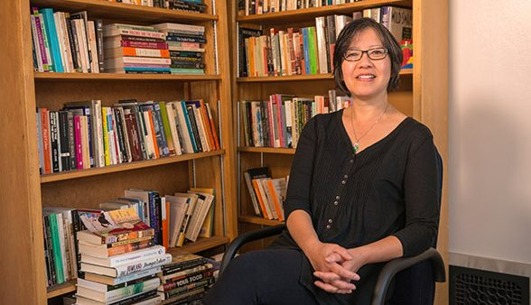 CU Denver Professor Cynthia Wong