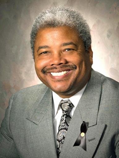 CU Denver alumnus Olester Benson