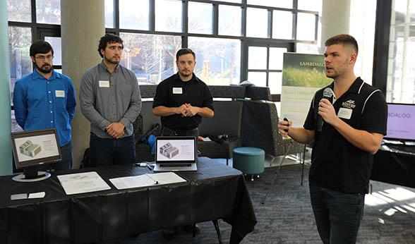 CU Denver engineering students
