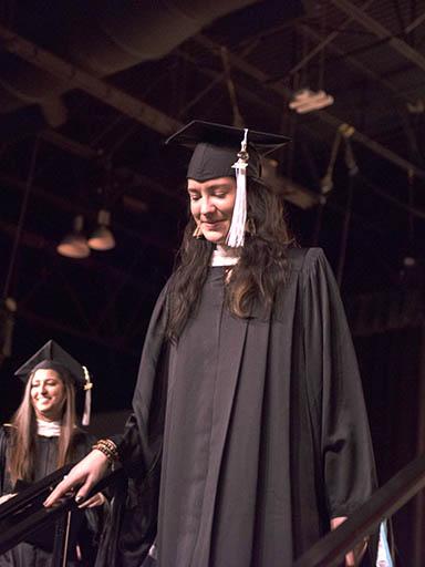 CU Denver graduate Maxine Martin