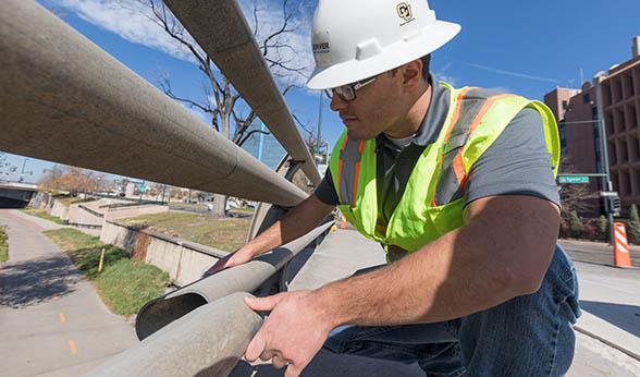 CEM students solve problems in Denver infrastructure