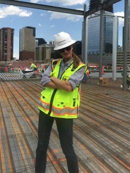 Victoria Zahourek, CU Denver grad student
