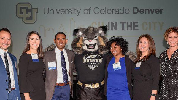 CU Denver at 40 Under 40