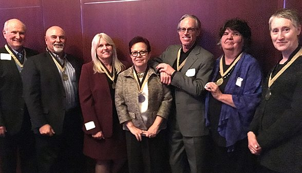 CU Denver faculty honored for 25 years