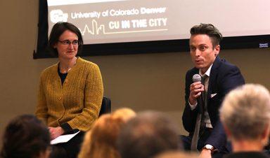 CU Denver Campus Conversation