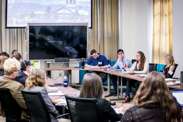 CU Denver Students Presenting at Regional Conference