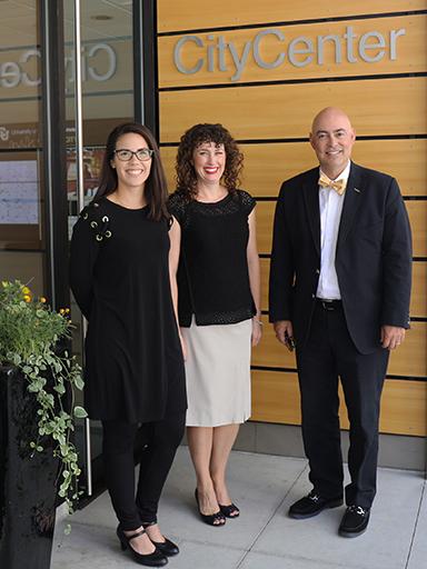 CityCenter Staff Trio
