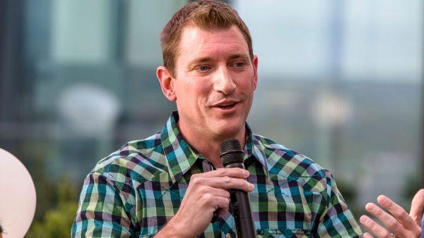 Josh Churlik, CU Denver alumnus, Denver Startup Week co-founder