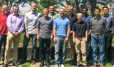 Engineering research project team members