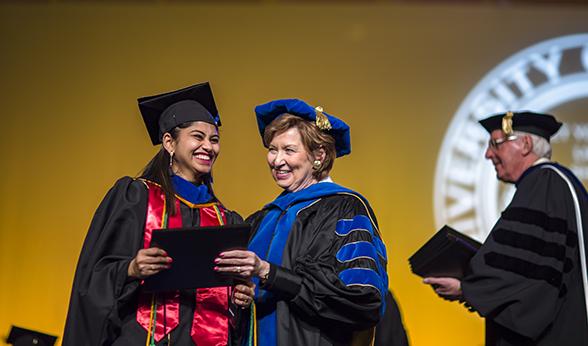 Horrell hands diploma