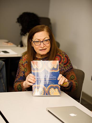 Farah Ibrahim, PhD, professor of counseling