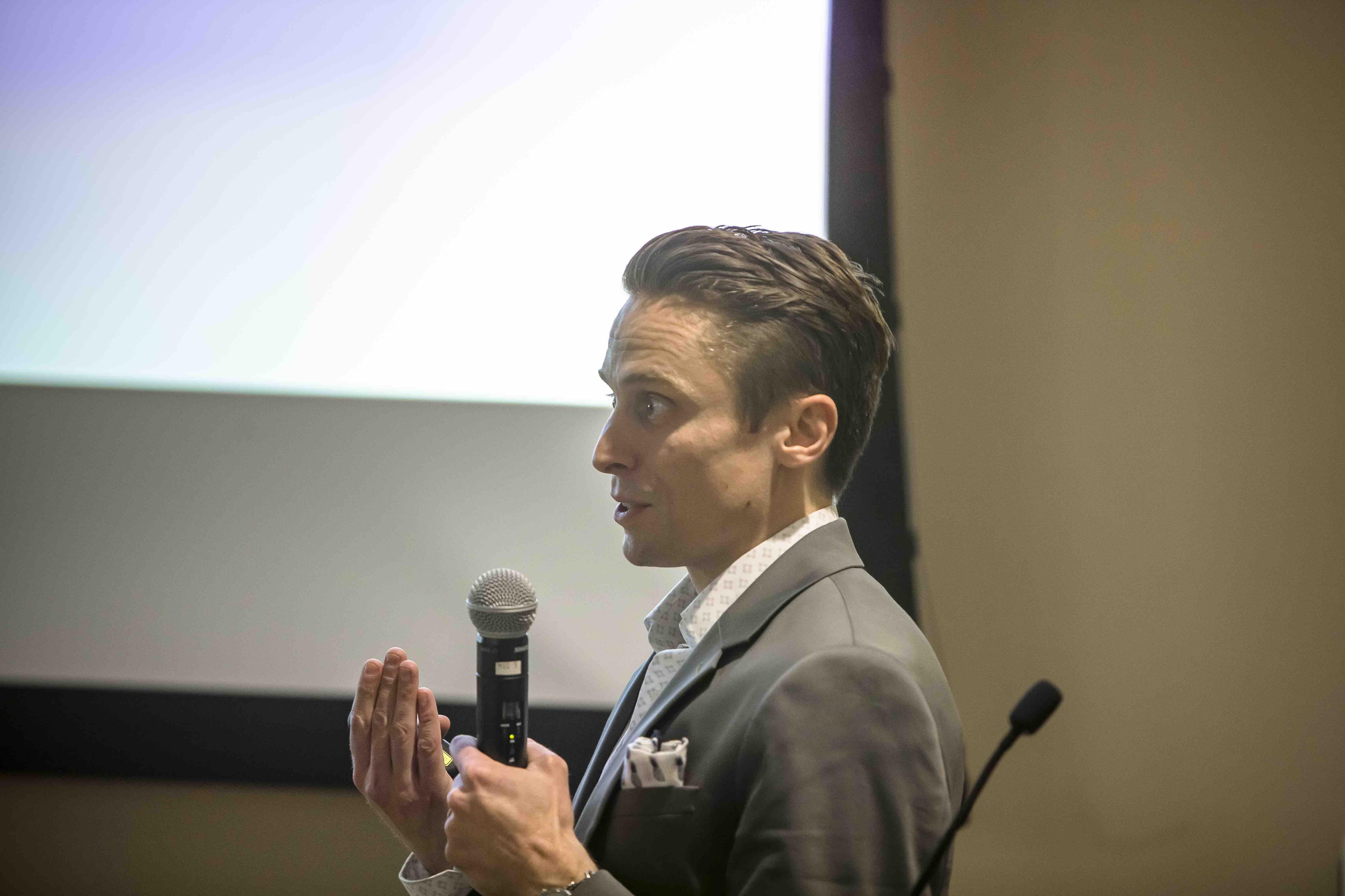Todd Haggerty, CU Denver assistant vice chancellor for budget