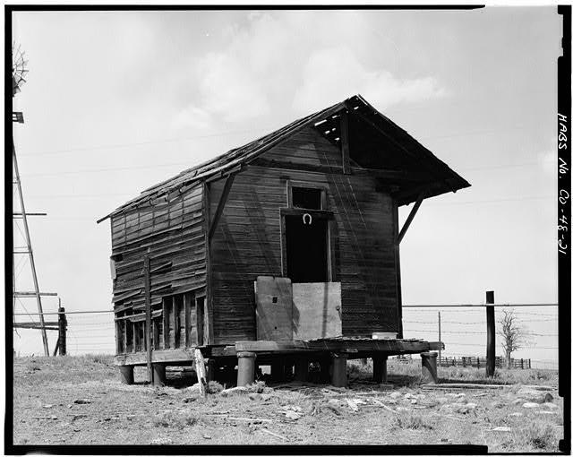 Douglas County bunkhouse