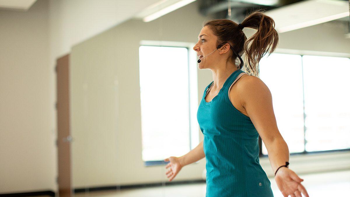 Shelly Mamo, Fitness & Wellness Coordinator, CU Denver