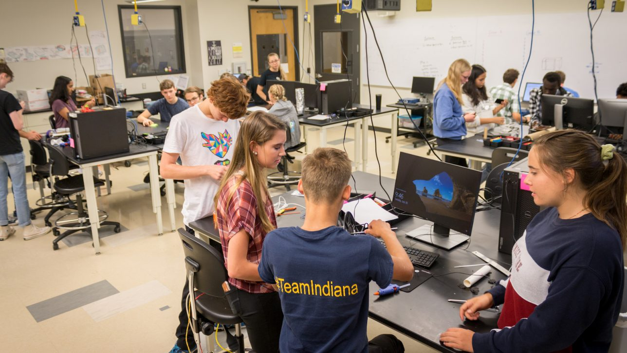 Bioengineering Opportunities and Leadership Training (BOLT) camp