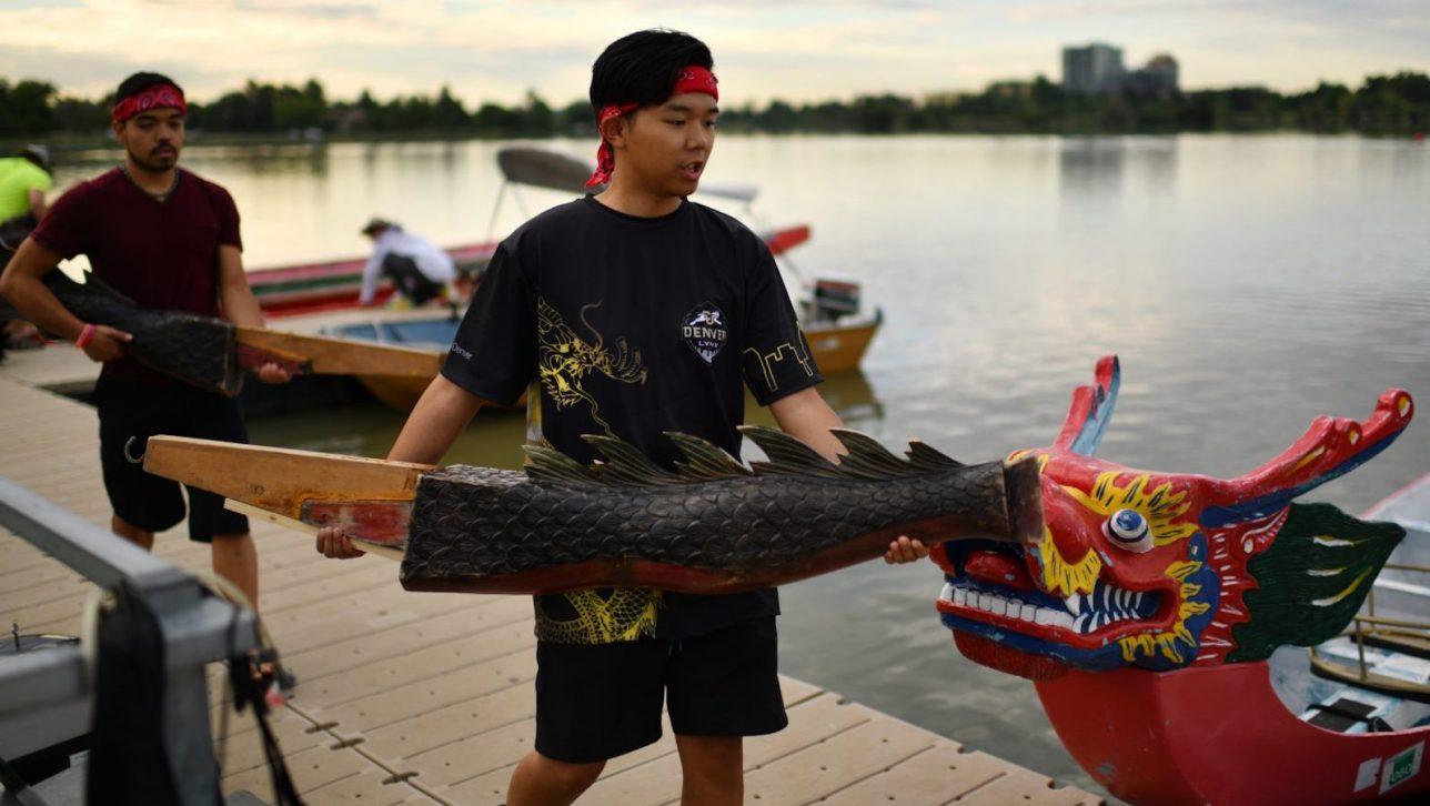 Dragon Boat team