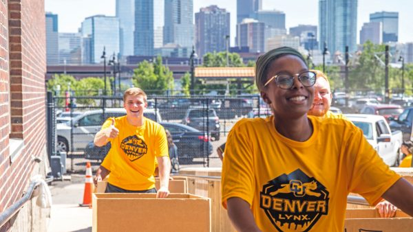 Move-In Day 2019