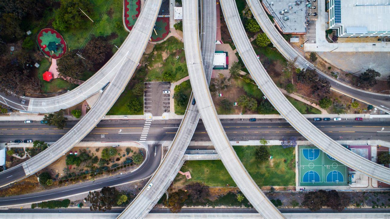 Interstate photo by Abraham Barrera, courtesy Unsplash