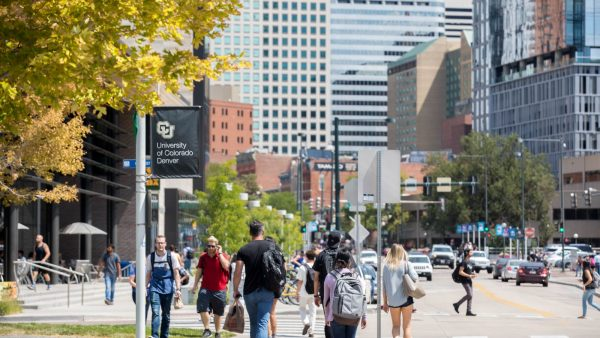 CU Denver students begin the fall semester on Aug. 19