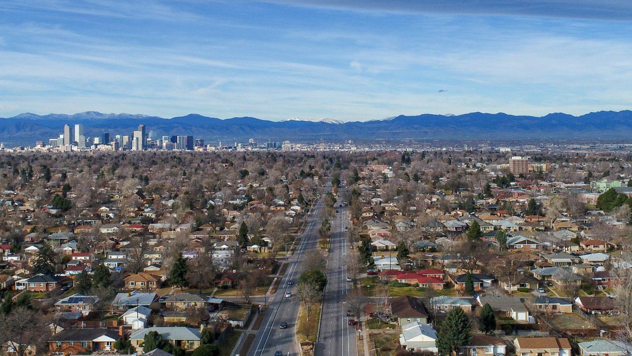 Denver's MLK Boulevard
