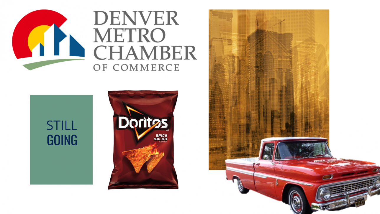 collage of Kelly Brough's favorite things