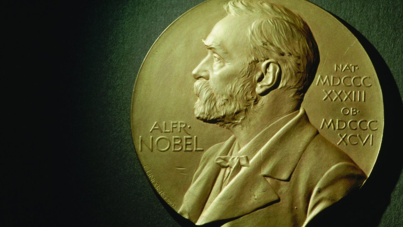 Nobel at Noon series