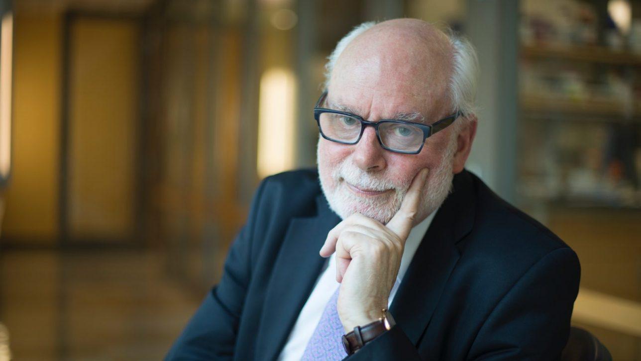 Nobel Prize Sir Fraser Stoddart