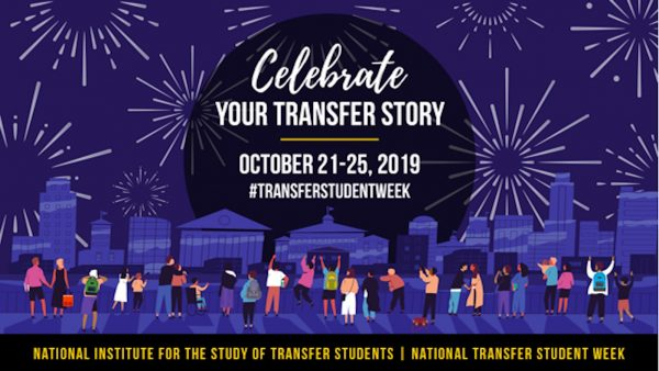 CU Denver transfer student week