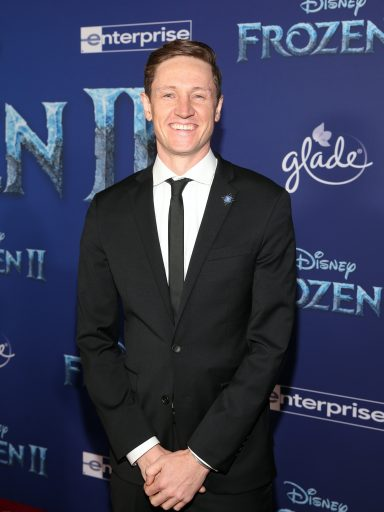 Jeff Gipson, premiere of Frozen 2