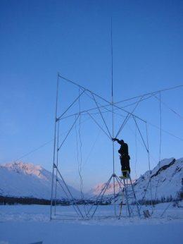 ELF/VLF antenna