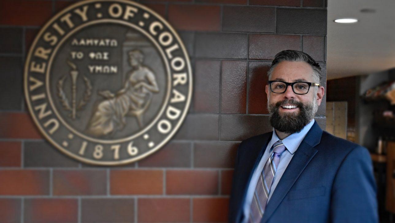 Gabriel Castano, assistant vice chancellor for enrollment management.