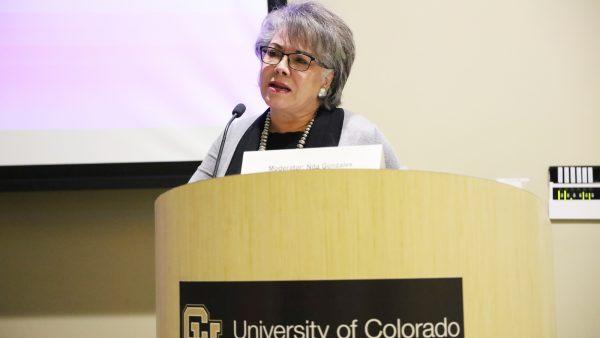 Moderator Moderator Nita Gonzales